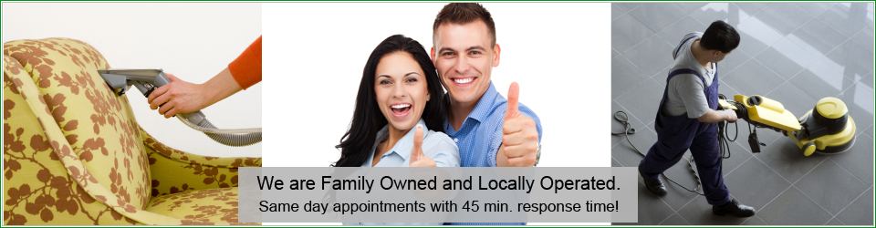 Family Owned Green Cleaning Santa Monica